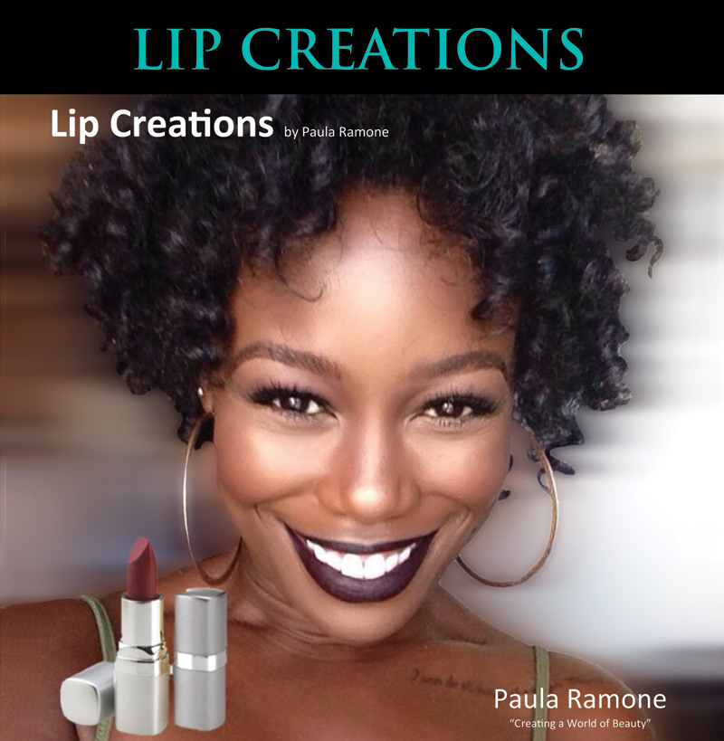 Lip Creations by Paula Ramone